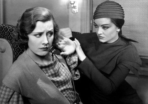 Irene Dunne, Myrna Loy