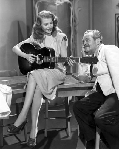 Rita Hayworth,Steven Geray