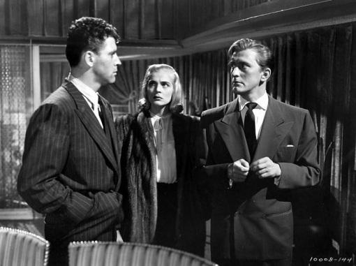 With Burt Lancaster,Kirk Douglas. I WALK ALONE