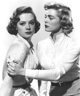 With Jane Greer. THE COMPANY SHE KEEPS.