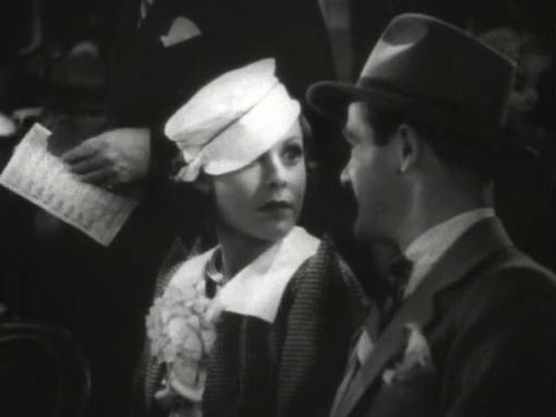 Frances Dee,George Bancroft