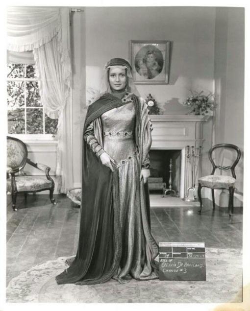 Olivia De Havilland.The Adventures of Robin Hood