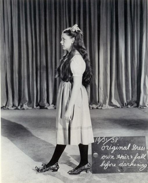 Judy Garland. Wizard of Oz