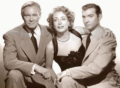 David Brian,Joan Crawford,Zachary Scott.
