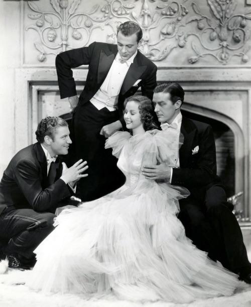 Robert Preston,Susan Hayward,Gary Cooper,Ray Milland. BEAU GESTE
