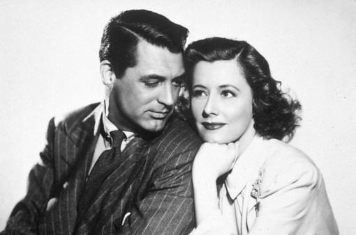 Cary Grant,Irene Dunne