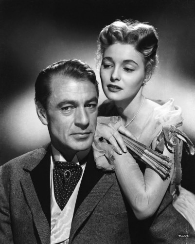 Gary Cooper,Patricia Neal