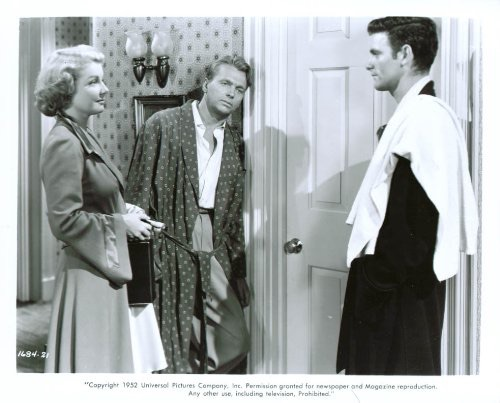 Ann Sheridan,John Lund, James Best. STEEL TOWN