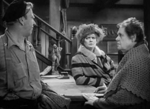 Wallace Beery,Marjorie Rambeau,Marie Dressler.