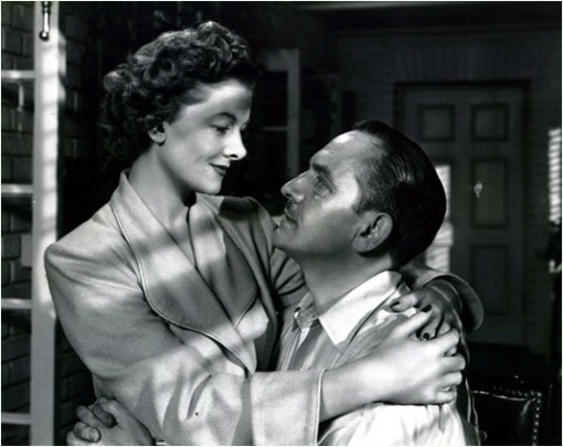 Myrna Loy, Fredric March.THE BEST YEARS OF OUR LIVES