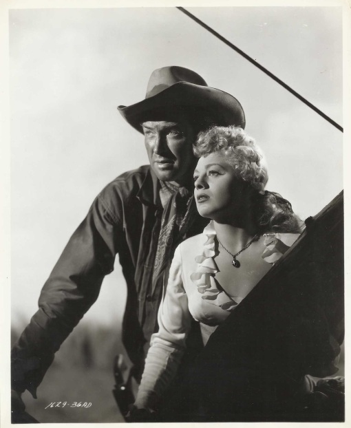 James Stewart,Shelley Winters.WINCHESTER 73