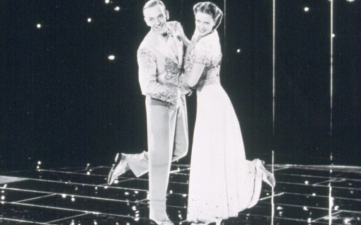 Fred Astaire,Eleanor Powell.