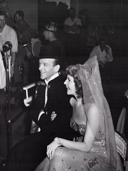 Fred Astaire,Rita Hayworth. YOU WERE NEVER LOVELIER