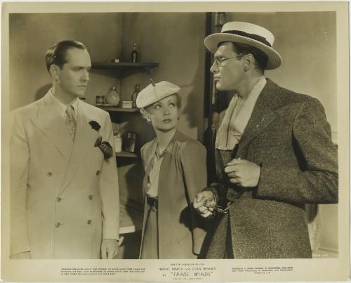 Frederick March, Ann Sothern ,Ralph Bellamy