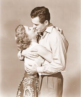 Barbara Stanwyck,Robert Ryan.CLASH BY NIGHT