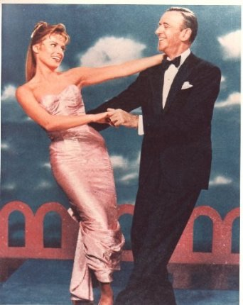 Barrie Chase,Fred Astaire