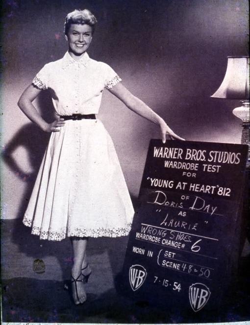 Doris Day.YOUNG AT HEART