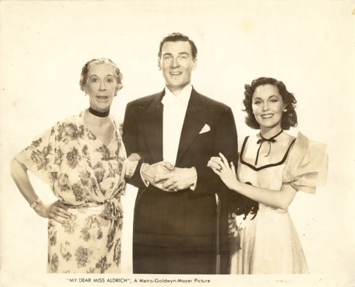 Edna May Oliver,Walter Oidgeon, Maureen O'Sullivan