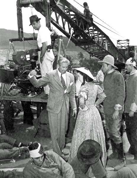 Victor Fleming,Vivien Leigh.GONE WITH THE WIND