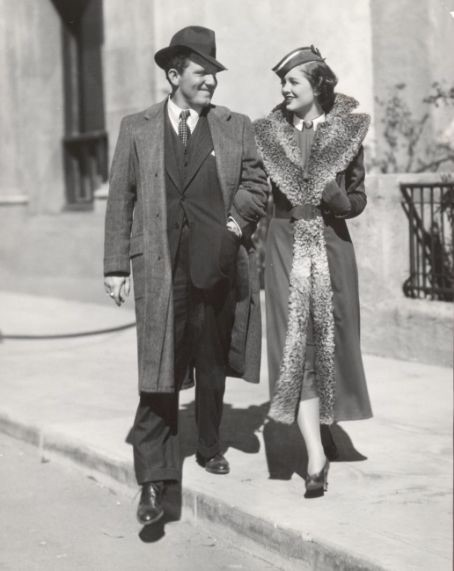 Spencer Tracy,Myrna Loy