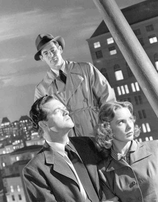 Van Heflin,Janet Leigh,Robert Ryan.
