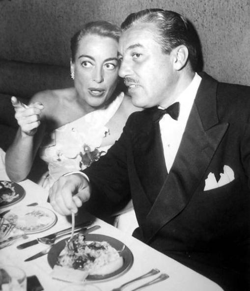Joan Crawford,Cesar Romero