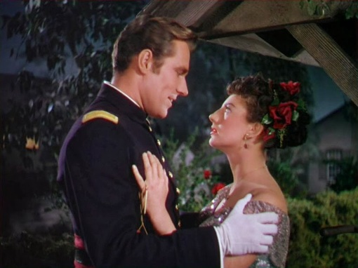 Phil Carey,Allyn Ann McLerie.CALAMITY JANE
