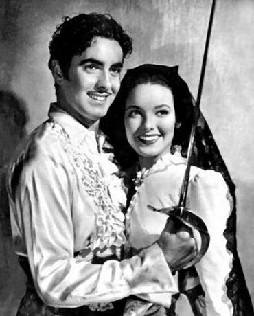 Tyrone Power,Linda Darnell