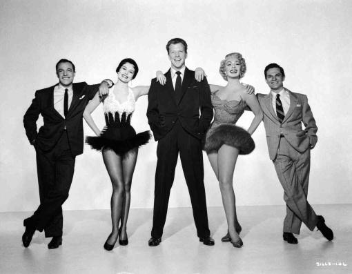 Gene Kelly,Cyd Charisse,Dan Dailey,Dolores Gray,Michael Kidd.IT'S ALWAYS FAIR WEATHER