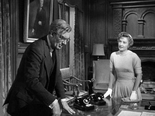Walter Pidgeon,Barbara Stanwyck,