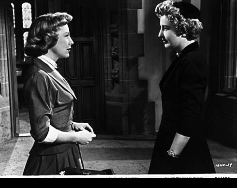 June Allyson,Barbara Stanwyck