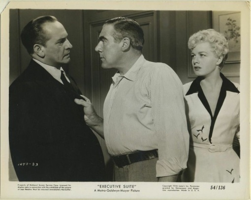 Fredric March,Paul Douglas,Shelley Winters