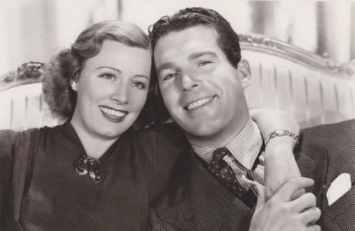 Irene Dunne,Fred MacMurray