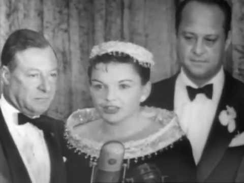 George Jessel,Judy,Sid Luft