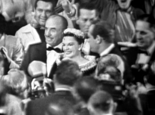 Jack Warner,Judy Garland,Sid Luft
