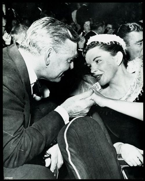 Clark Gable,Judy Garland