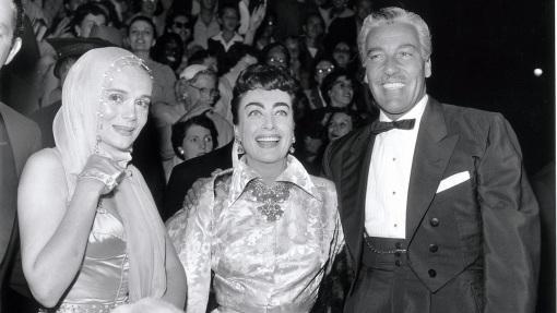 Marie Wilson, Joan Crawford,Cesar Romero
