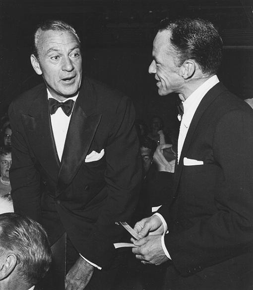 Gary Cooper,Frank Sinatra