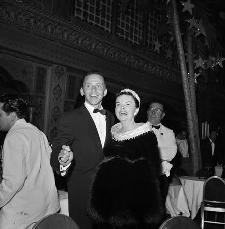 Frank Sinatra,Judy Garland