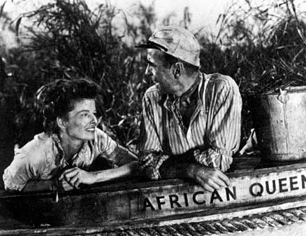 Katharine Hepburn,Humphrey Bogart