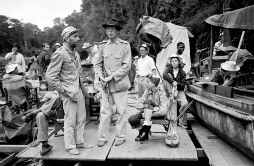 Humphrey Bogart,John Huston
