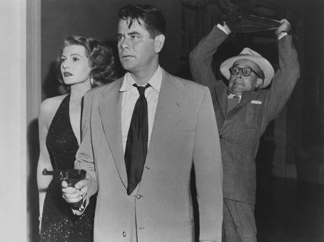 Rita Hayworth,Glenn Ford