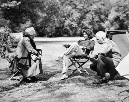 May Robson,Katharine Hepburn, Howard Hawks
