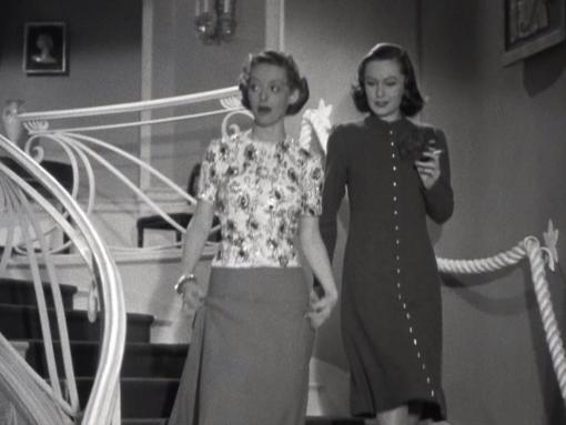 DARK VICTORY with Geraldine Fitzgerald