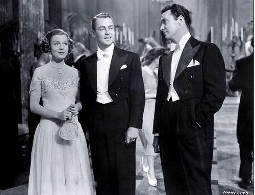 Betty Field, Alan Ladd, MacDonald Carey