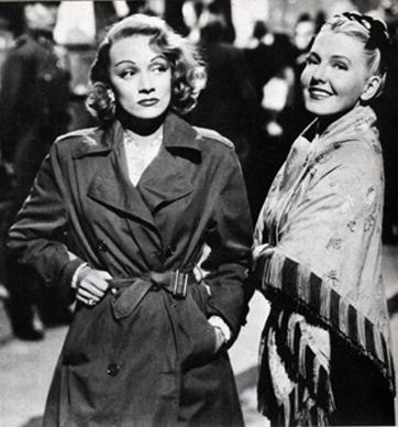 Marlene Dietrich, Jean Arthur
