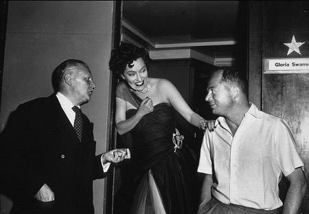 Charles Brackett,Gloria Swanson,Billy Wilder