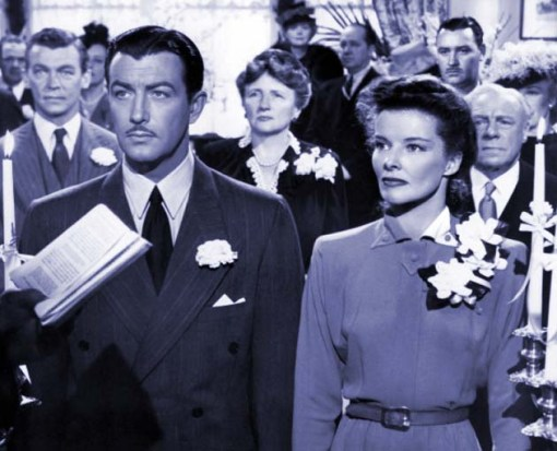 Robert Taylor,Katharine Hepburn,Marjroie Main.UNDERCURRENT