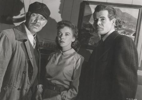 With Ward Bond, Robert Ryan. ON DANGEROUS GROUND