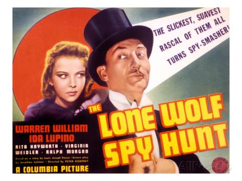 LONE WOLF SPY HUNT